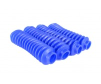 4 Pack Royal Blue Rukse RK9115 Poly-vinyl Shock Boots