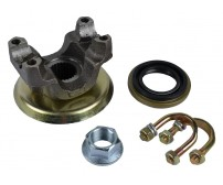 Jeep Rear Dana 35 Yoke Pinion Conversion Kit from Weak Strap to Heavy Duty Ubolt