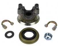 Jeep F/R Dana 30 or 44 Yoke Conversion Kit from Weak Strap to Heavy Duty Ubolt