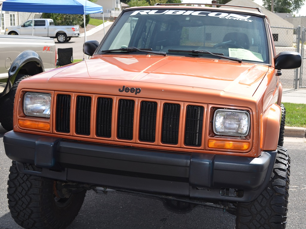 Jeep Kl Lift Kit >> Jeep Cherokee XJ Photo Gallery
