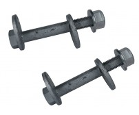 Dodge Ram Truck 1994-2001 Lower Control Arm Bolt for Cam Eccentrics Adjustment Kit of Two bolts