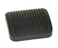 "Jeep or Dodge Ram Clutch or Brake Pedal Pad for Jeeps with Manual Transmissions 2.5"" Wide"