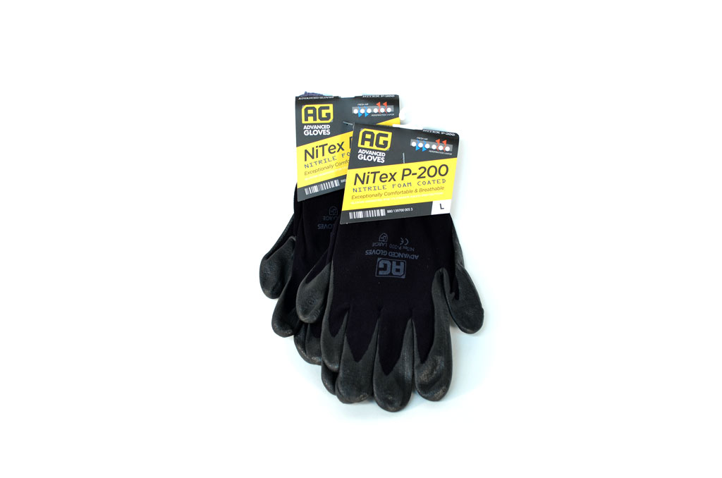 Advanced Coating Technology Mechanic Gloves By Rukse